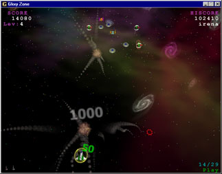 Glory Zone - 3D arcade style space shooter